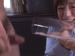 Azusa Itagaki hot Asian milf in amateur porn show