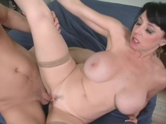 Karen Kougar & Danny Wylde in Seduced by a Cougar