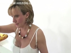 Unfaithful british milf lady sonia reveals her oversized boobs