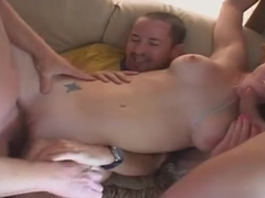 Sugar Audrey Hollander getting asshole fucked