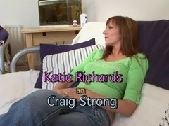 Gorgeous English Mother I'd Like To Fuck - Katie Richards
