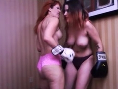 BOXING BITCHES FOXY SW TILLY MCREESE