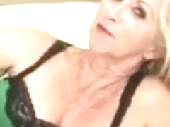 Granny annabelle brady fingers pussy