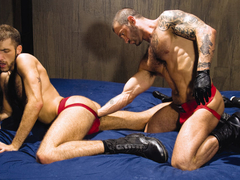 RJ Danvers & Junior Stellano in Fistpack 23 - What's Happening Down There? - ClubInfernoDungeon