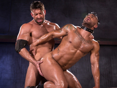 Wasteland XXX Video: Bruce Beckham, Bruno Bernal - FalconStudios