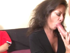 Margo Sullivan - Cuckold Gets Jizzed