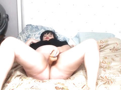 solo scene with a dildo marcy diamond big booty butt pawg ass