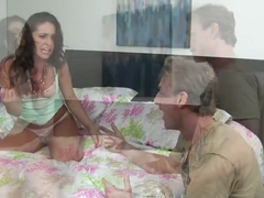 Gracie Glam fucks her friend's brother - Naughty America