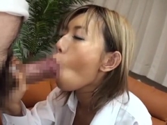 Incredible Japanese chick Kairi Uehara in Amazing Couple, Big Cock JAV scene