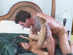 Tia Tanaka Gets Fucked And Takes Cumshot From Lee Stone