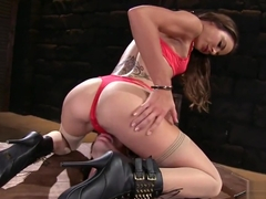 FEMDOMEMPIRE ALLY TATE - OBJECTIFIED PUSSY SLAVE