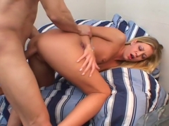 Leah Luv Gets Her Pussy Stuffed With Good Hard Cock