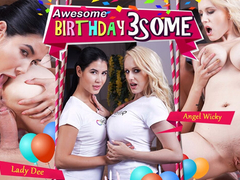 Awesome Birthday 3Some