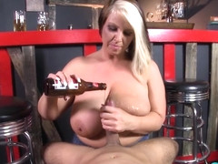 Channel Sweets - Hands On Bartender Milf Sex