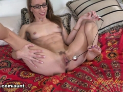 Norah Nova in Masturbation Movie - AuntJudys