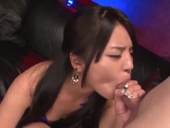 Eririka Katagiri Impressive Blowjob Until The Last Drop