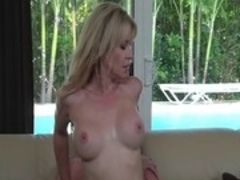 Exotic pornstar Desi Dalton in amazing cunnilingus, blowjob adult clip