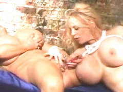 Astonishing adult video Lesbian exotic watch show