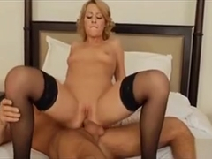 Young Blonde Nanny Loves Anal Zoey Monroe