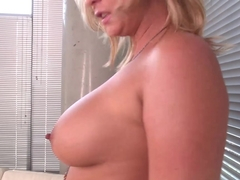 Hottest pornstar Phyllisha Anne in Fabulous MILF, Masturbation adult movie