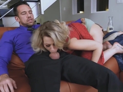 Zoey Monroe And Stepdad Bangs