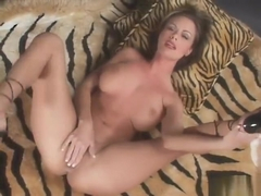 Crissy Moran Solo and Sex