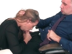 Sex Tape With Big Round Tits Office Naughty Girl (Nicole Aniston) mov-21