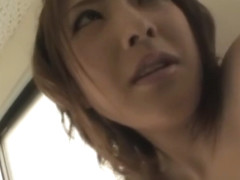 Free jav of Ai Haneda Asian babe shows part1
