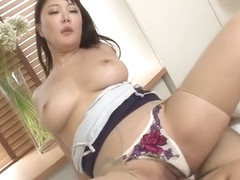 Gorgeous hinata komine enjoys sex with a random pal