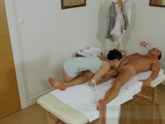Sexy Masseuse Miyuki Son Gropes And Sucks Client
