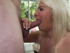 Mellow breasty Czech young harlot Veronica Da Souza having a wonderful time by Masturbating