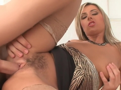 Daria Glower - Gorgeous MILF With Big