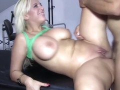 Latina Blondie Fesser Has Hot Sex With Dad, Big Booty