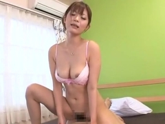 Incredible Japanese whore Haruki Sato in Fabulous BDSM, Fingering JAV movie