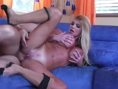 Alec Knight Spreads Taylor Wane Wide Open
