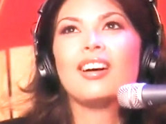 Tera Patrick In Howard Stern's Tickle Chair