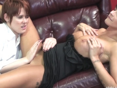 Joslyn James - Lily Cade Office