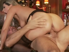 Daria Glower Is Taking A Cock Deep Inside