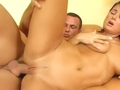 Kate Jones anal creampie