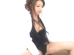 Best Japanese whore Yuuna Takizawa in Incredible Cumshot, POV JAV clip
