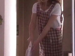 Incredible Japanese girl Aika Miura in Crazy Wife JAV clip