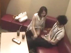Exotic Japanese girl in Hottest Hidden Cams JAV movie