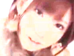 Hottest Japanese girl Yui Yamashita in Best College/Gakuseifuku, Cunnilingus JAV movie