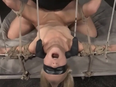 Odette Delacroix [ Bdsm & Tough & Blow job Bondage , Braids , Heels , Dee