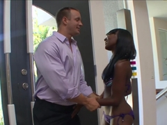Exotic pornstar Chanel Bryant in Amazing Interracial, Hardcore xxx video