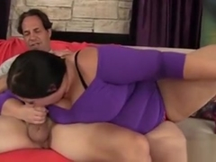 Pretty Plumper Becki Butterfly Gets Fucked Hard.