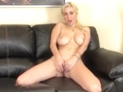 Naughty Girl Plays W Big Tities