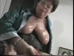 PVC Fetish porno