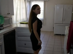 PropertySex Client Makes Sex Video With Foxy Petite Agent