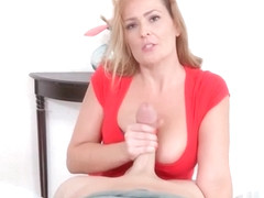 Sex On Cam With Horny Big Juggs Wousewife (Elexis Monroe) movie-12